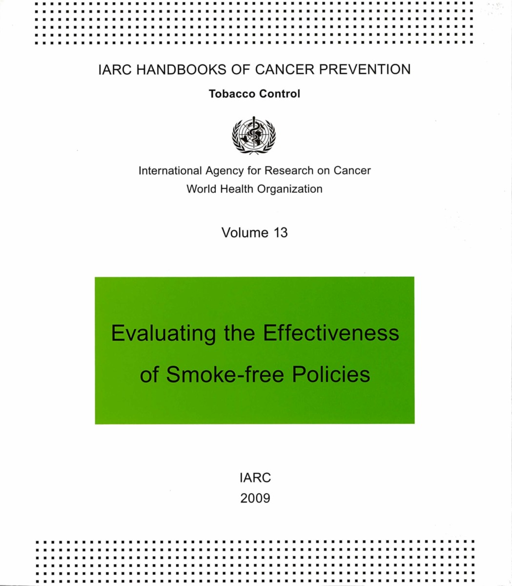 Evaluating the Effectiveness of Smoke-free Policies