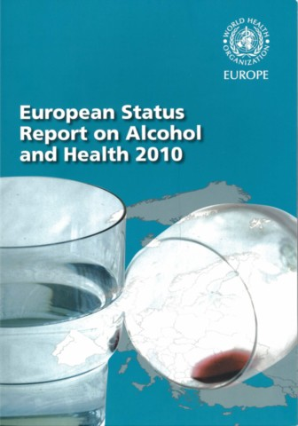 European Status Report on Alcohol and Health 2010