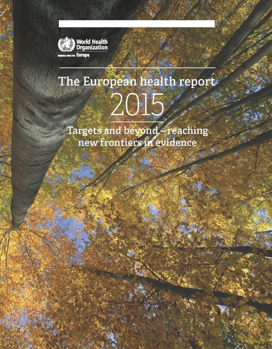 European Health Report 2015