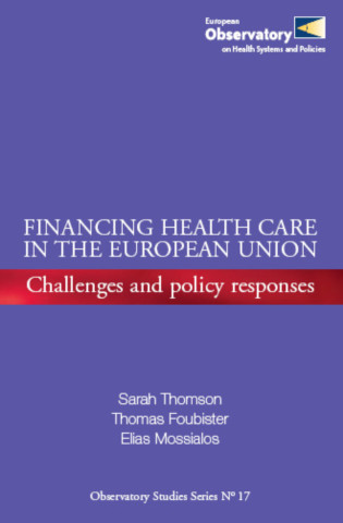 Financing Health Care in the European Union