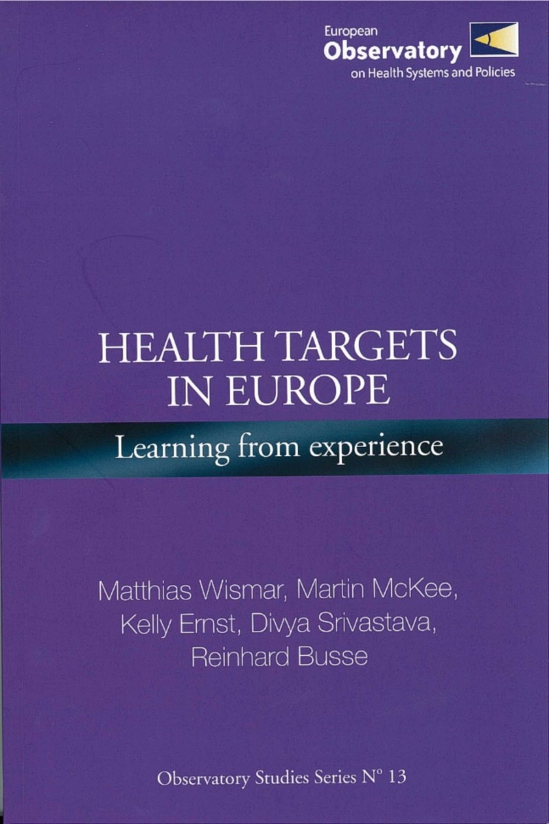 Health Targets in Europe