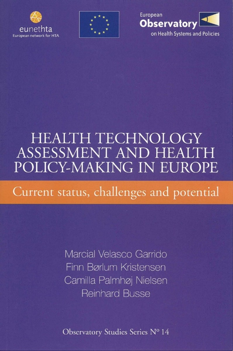 Health Technology Assessment and Health Policy-Making in Europe