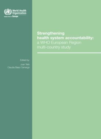 Strengthening Health System Accountability