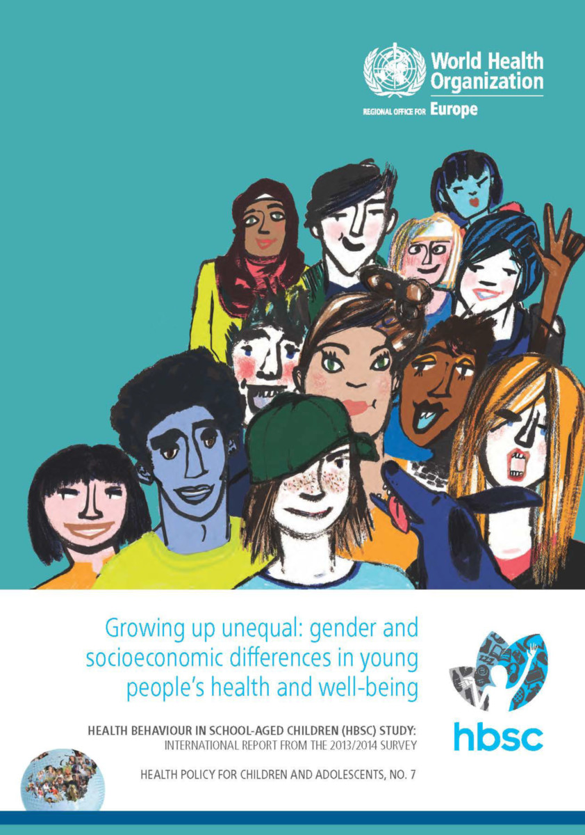 Growing Up Unequal- Gender and Socioeconomic Differences in Young People's Health and Well-being