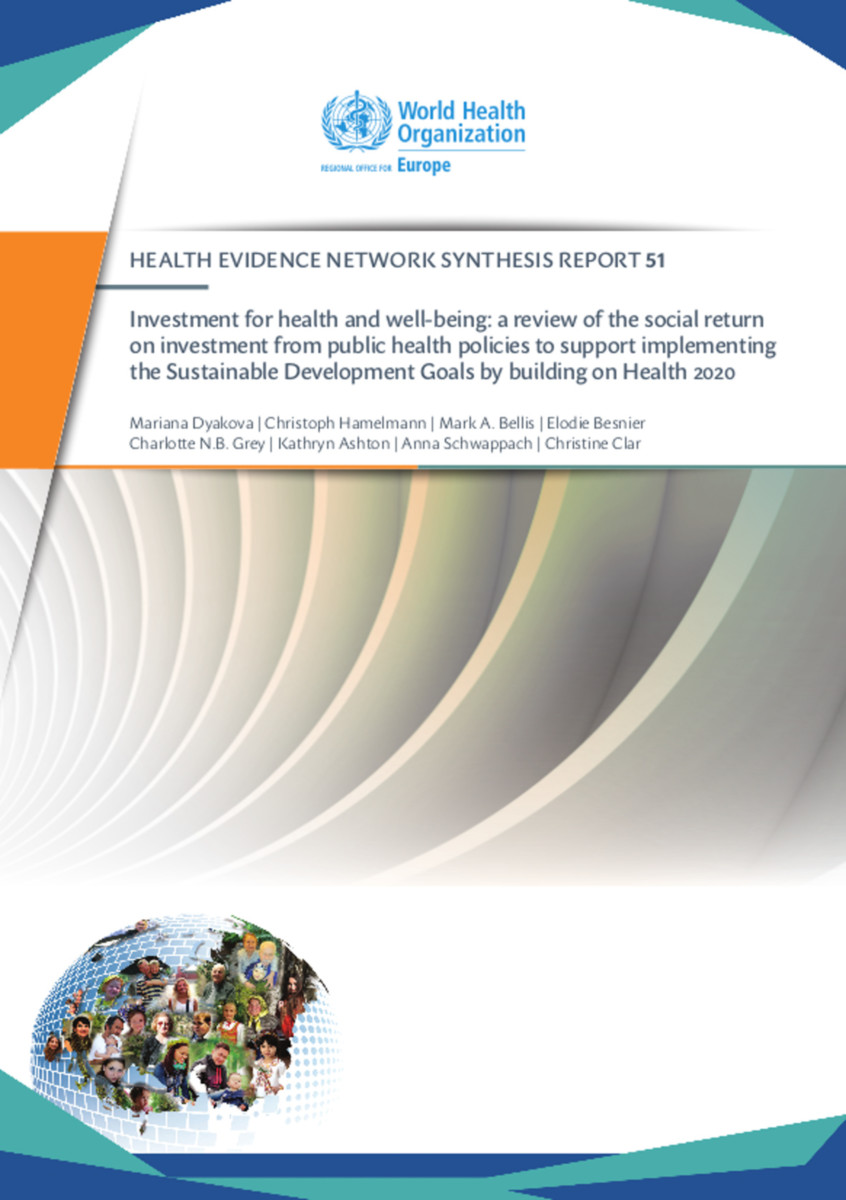 Investment for Health and Well-being