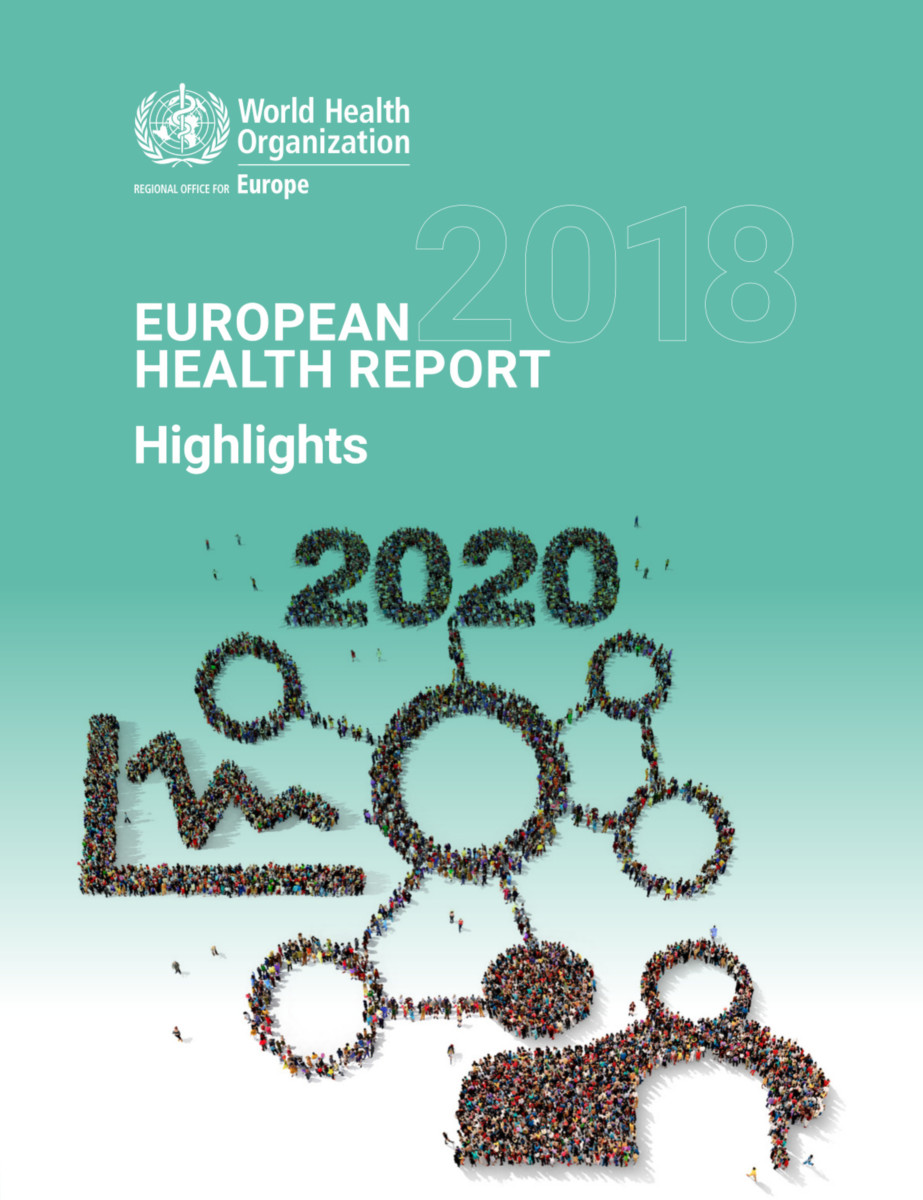 European Health Report 2018 Highlights