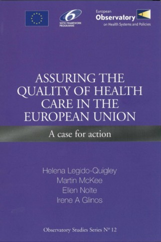 Assuring the Quality of Health Care in the European Union