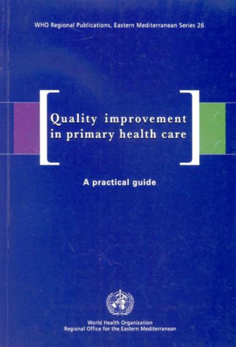 Quality Improvement in Primary Health Care