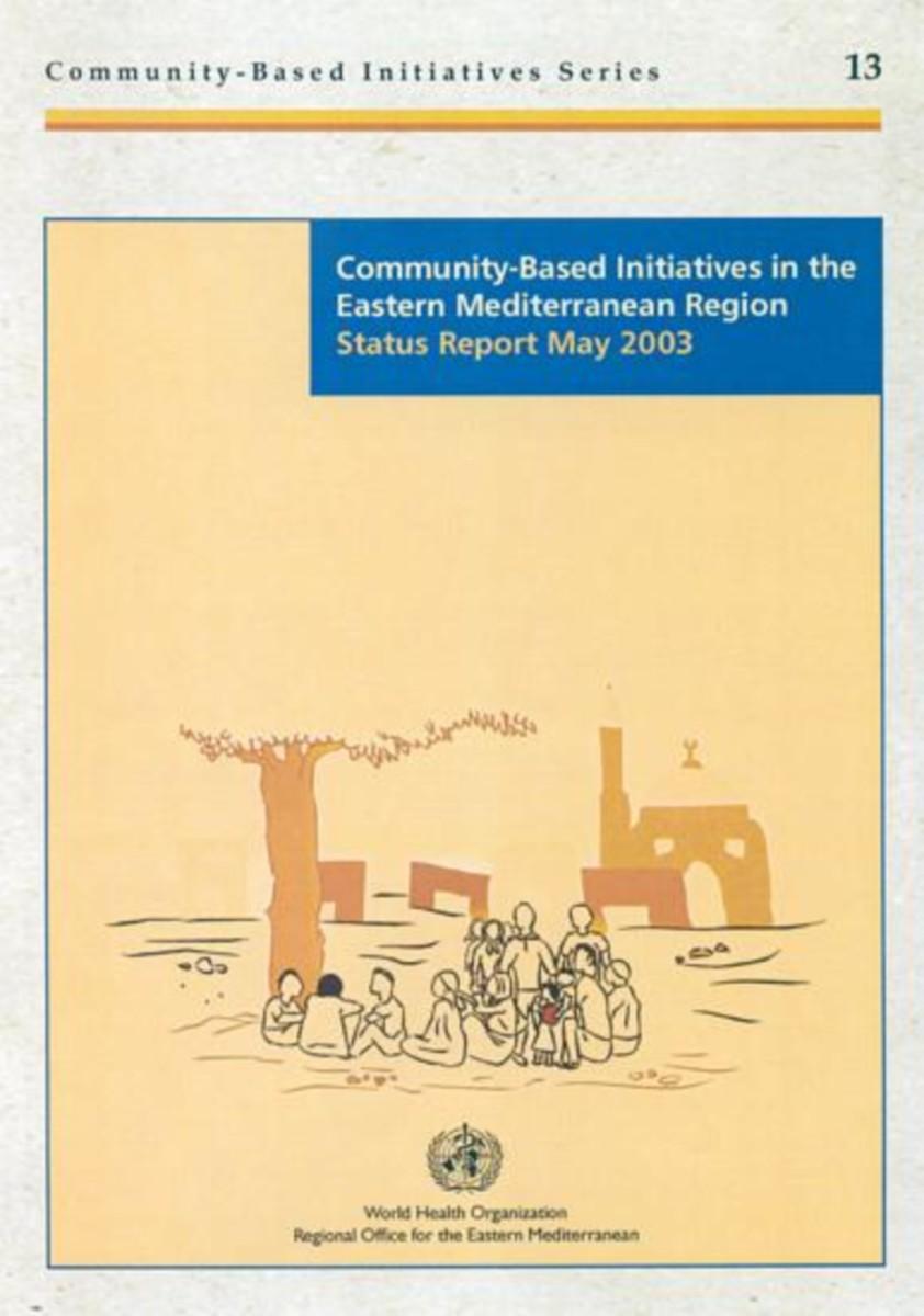 Community-based Initiatives in the Eastern Mediterranean Region