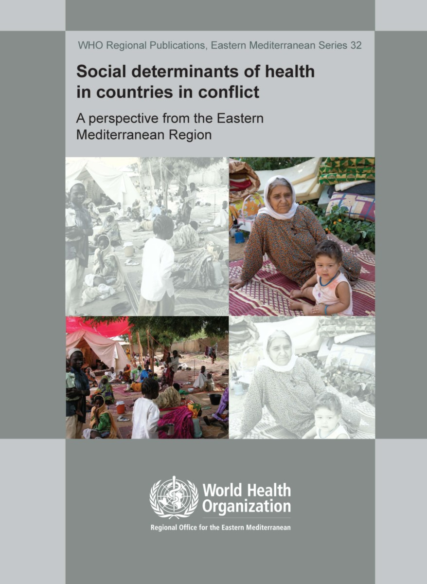Social Determinants of Health in Countries in Conflict