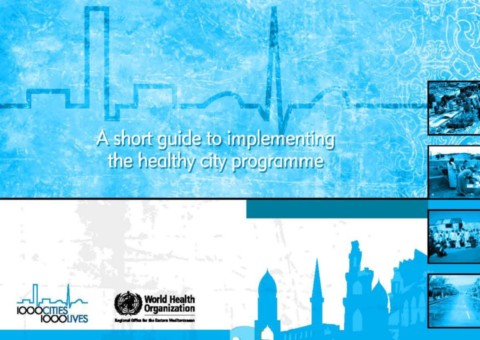 A Short Guide to Implementing the Healthy City Programme