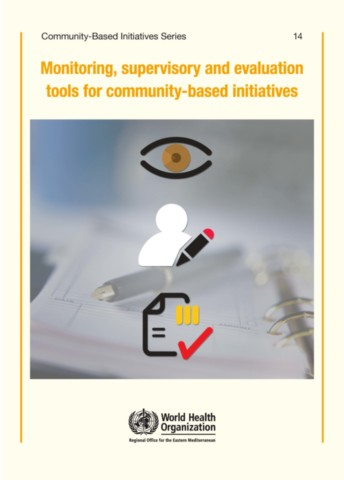 Monitoring, Supervisory and Evaluation Tools for Community-based Initiatives