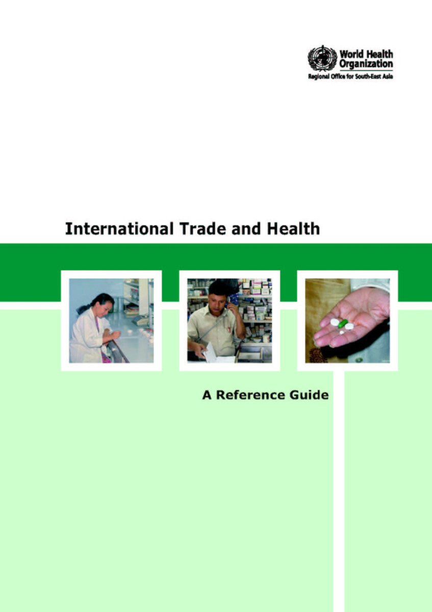 International Trade and Health