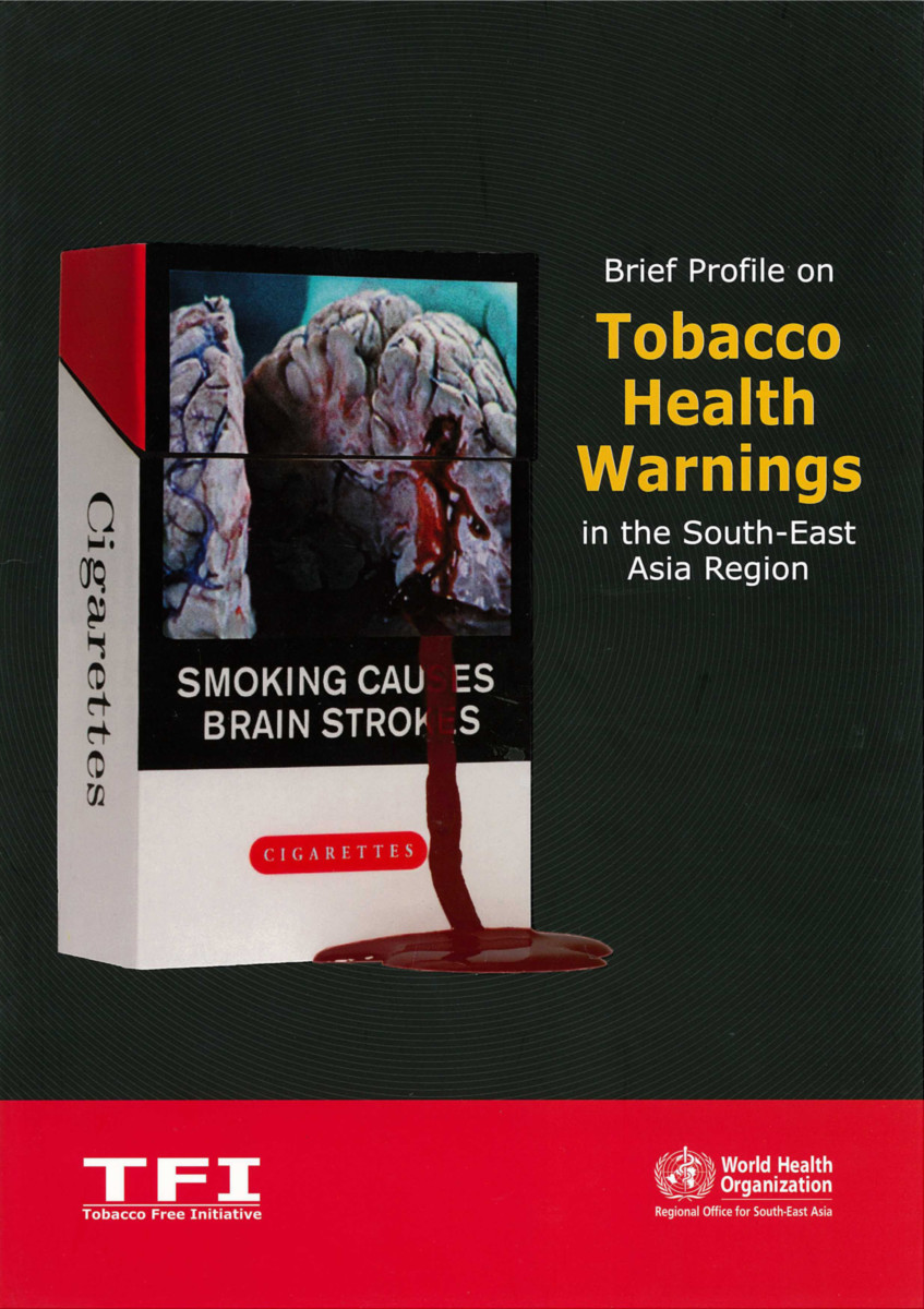 Brief Profile on Tobacco Health Warnings in the South-East Asia Region