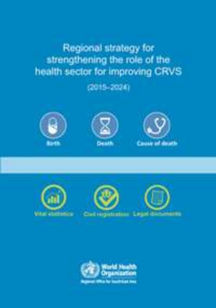 Regional Strategy for Strengthening the Role of the Health Sector for Improving CRVS