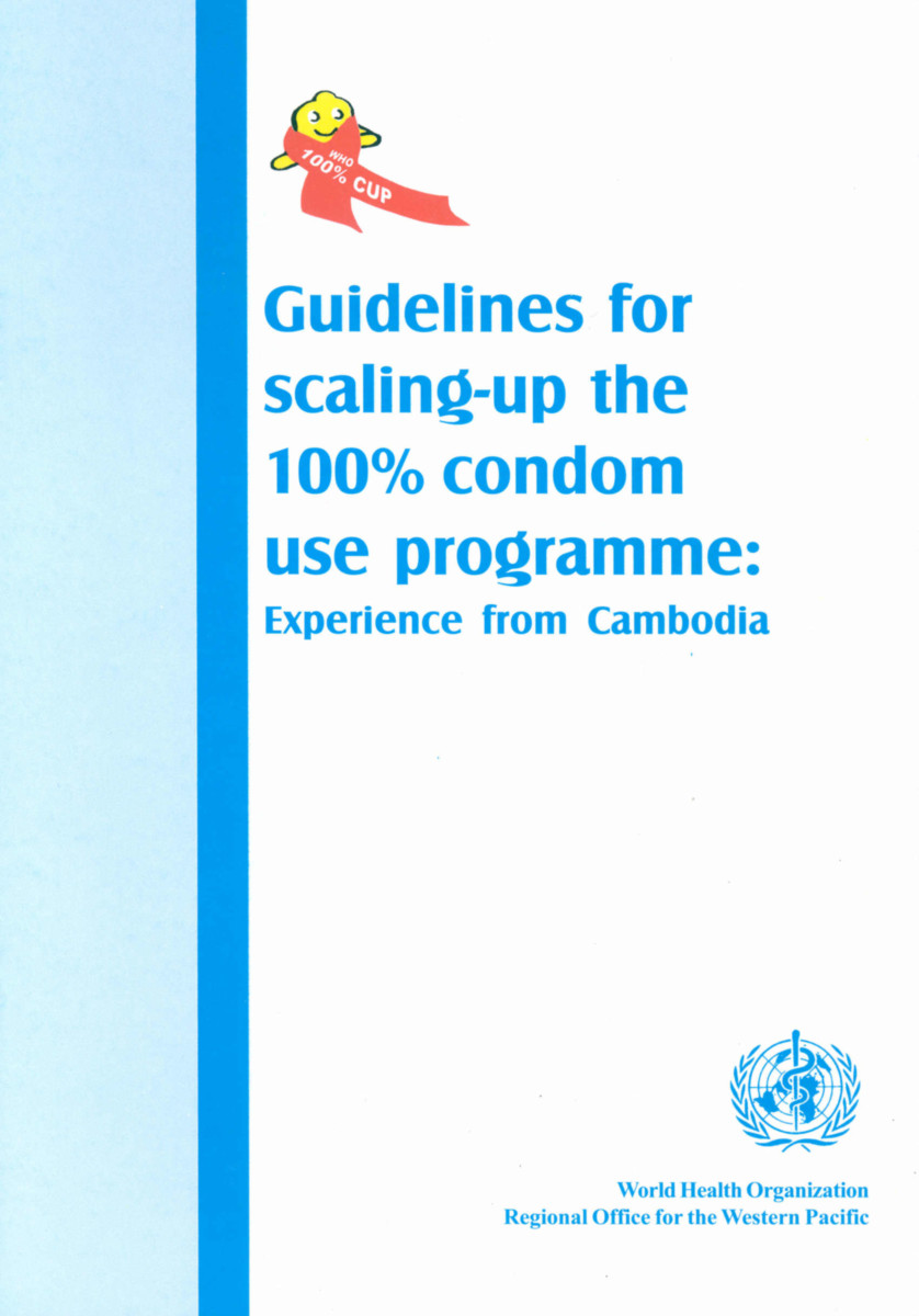 Guidelines for Scaling-up 100% Condom Use Programme