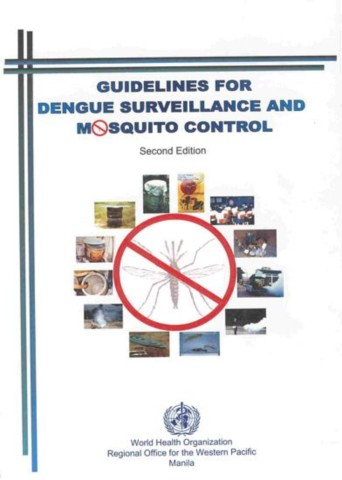 Guidelines for Dengue Surveillance and Mosquito Control