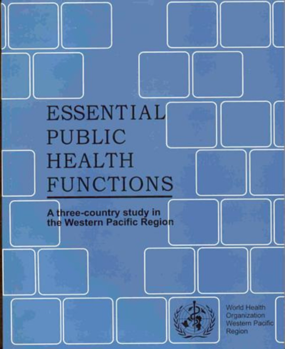 Essential Public Health Functions