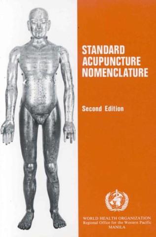 Standard Acupuncture Nomenclature