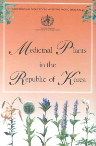 Medicinal Plants in the Republic of Korea