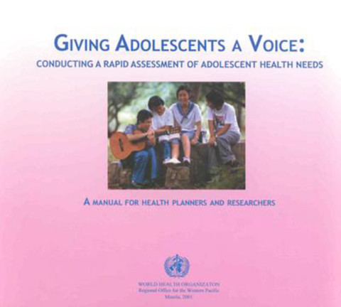 Giving Adolescents a Voice