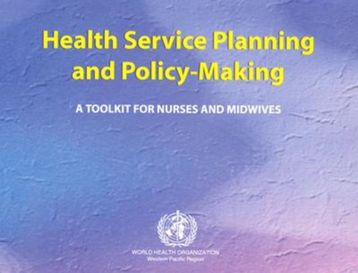 Health Service Planning and Policy-making