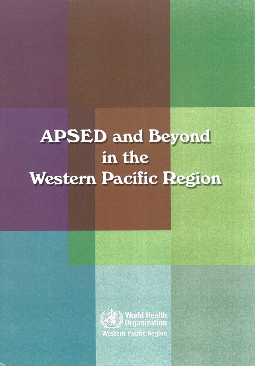APSED and Beyond in the Western Pacific Region