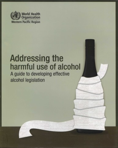 Addressing the Harmful Use of Alcohol