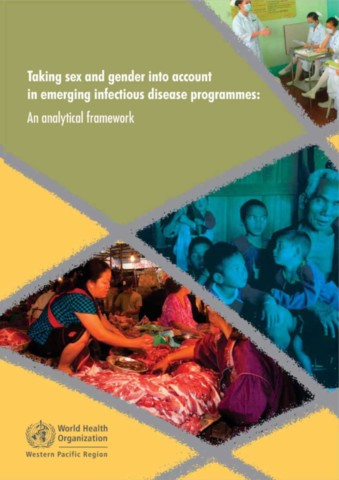 Taking Sex and Gender into Account in Emerging Infectious Disease Programmes