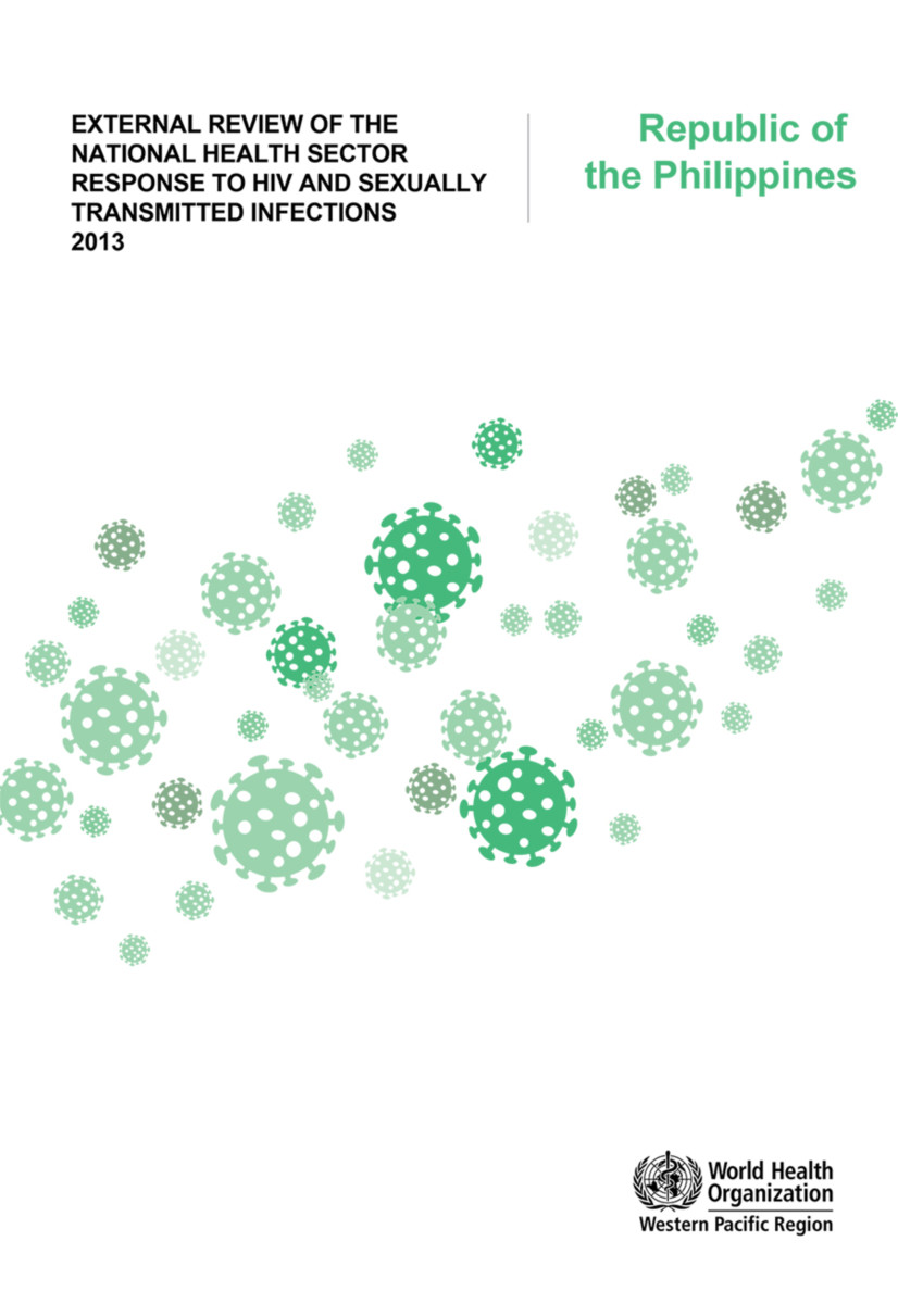 External Review of the National Health Sector Response to HIV and Sexually Transmitted Infections 2013