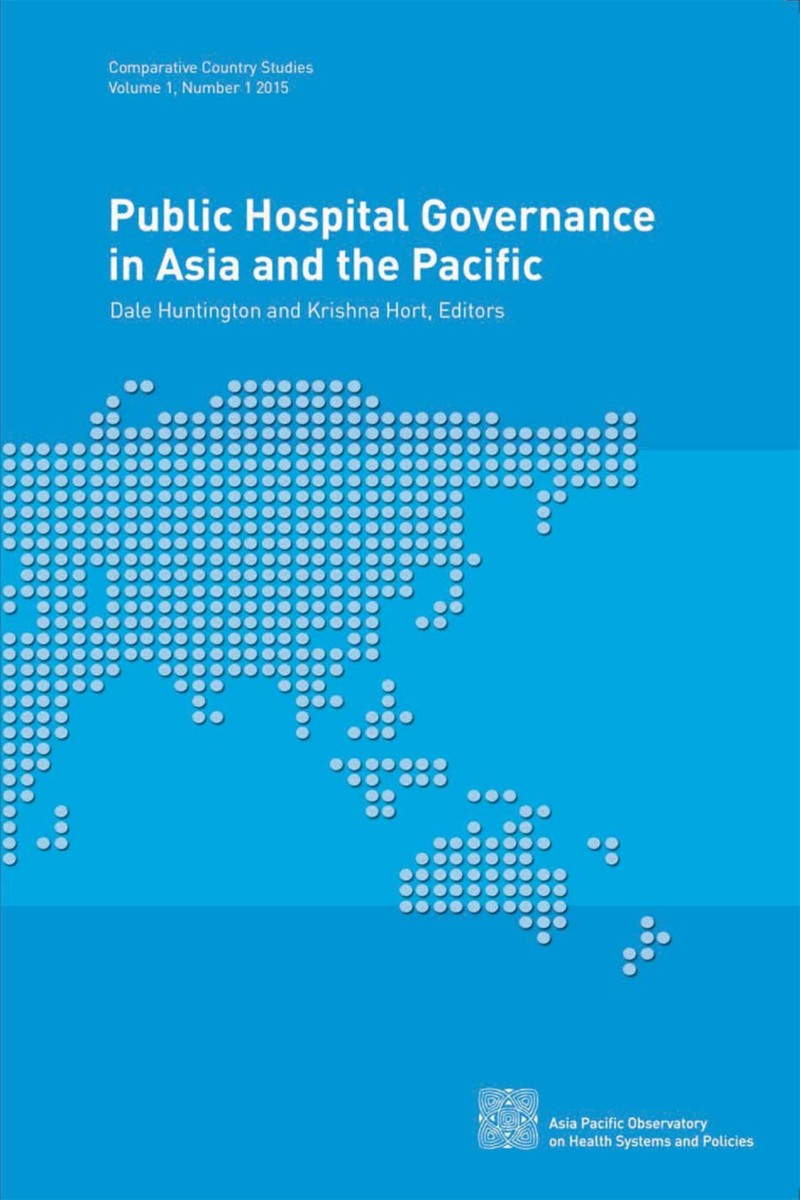 Public Hospital Governance in Asia and the Pacific