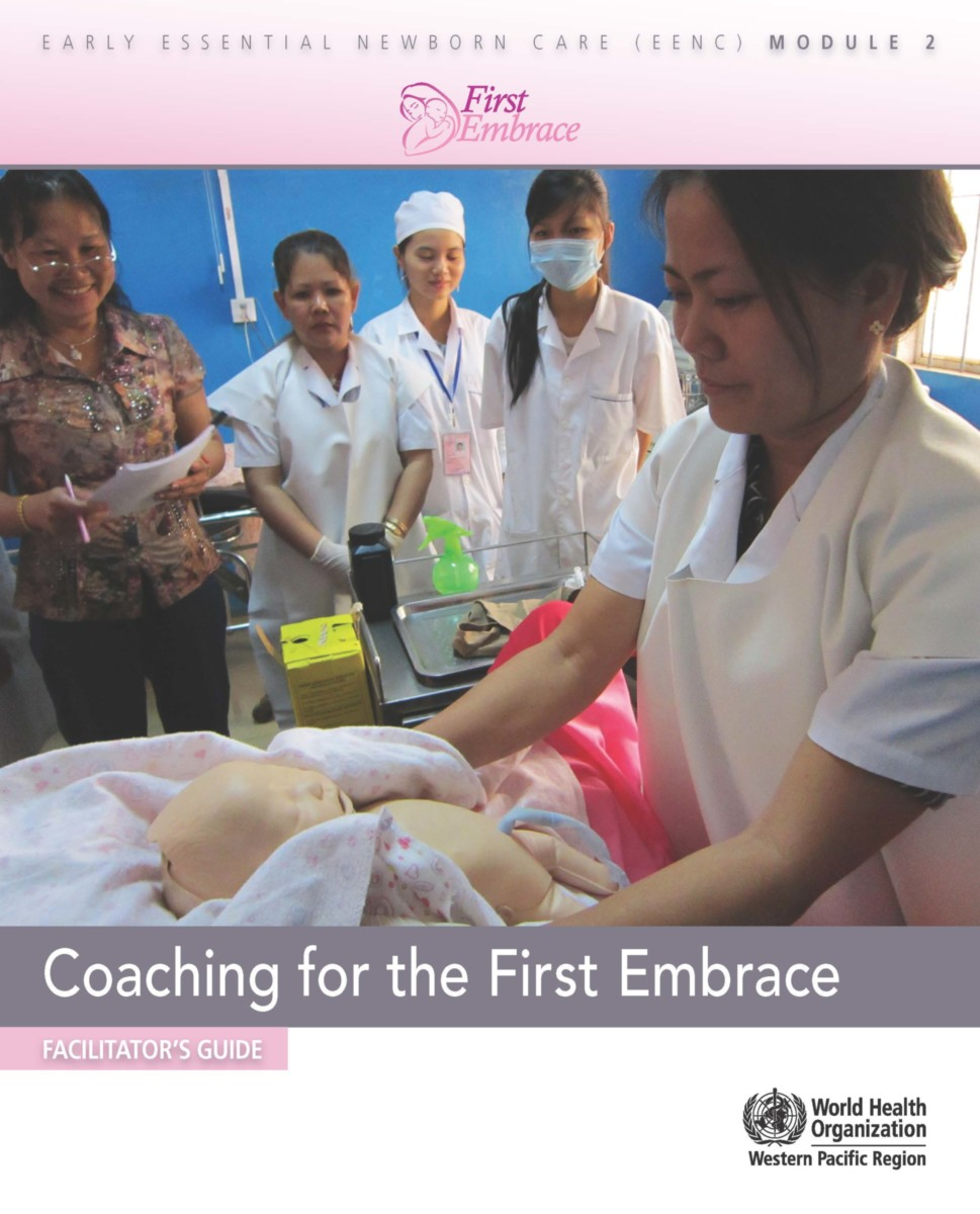Coaching for the First Embrace
