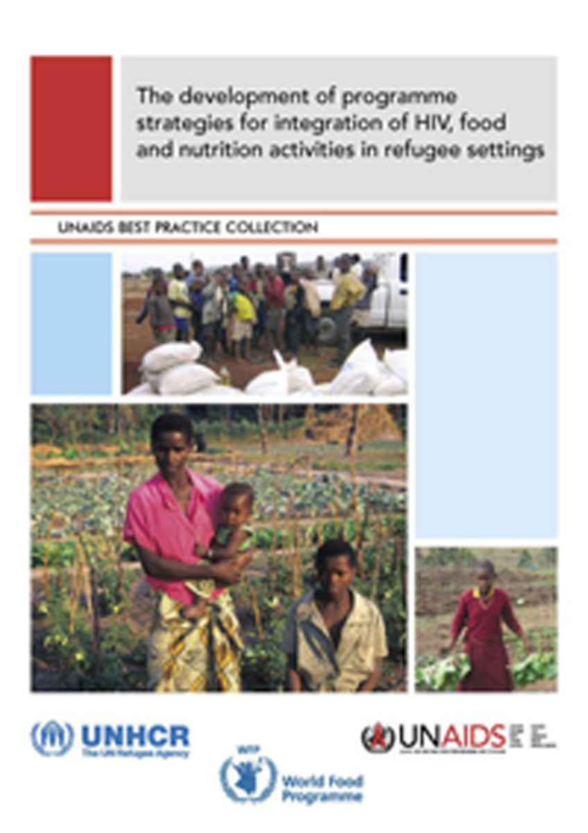 Development of Programme Strategies for Integration of HIV, Food and Nutrition Activities in Refugee Settings